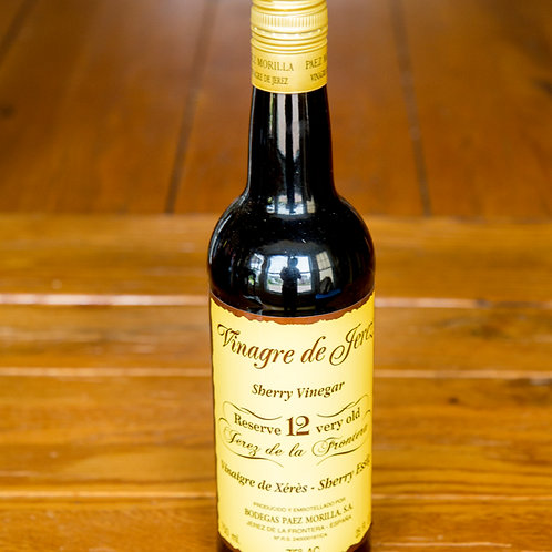 Vinegare de Ferez (Sherry Vinegar)