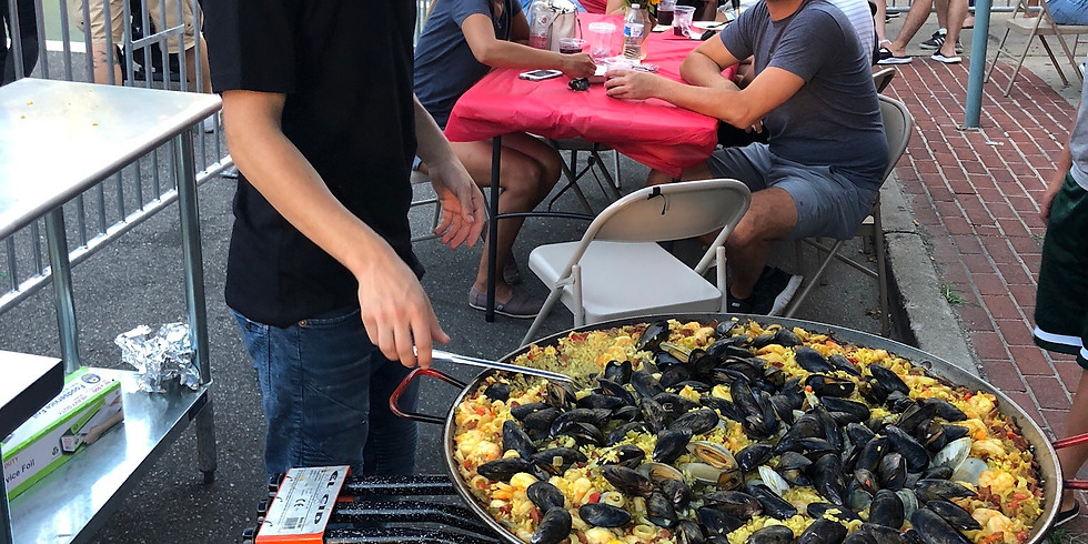 Dine With Us During The Babylon Block Party