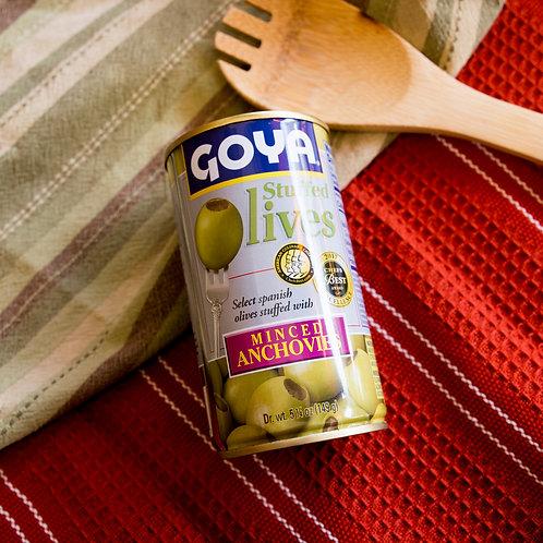 Goya Stuffed Olives