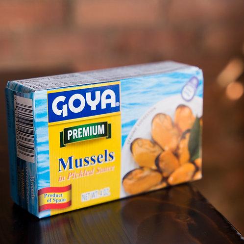 Goya Mussels