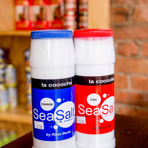 La Cococha Sea Salt