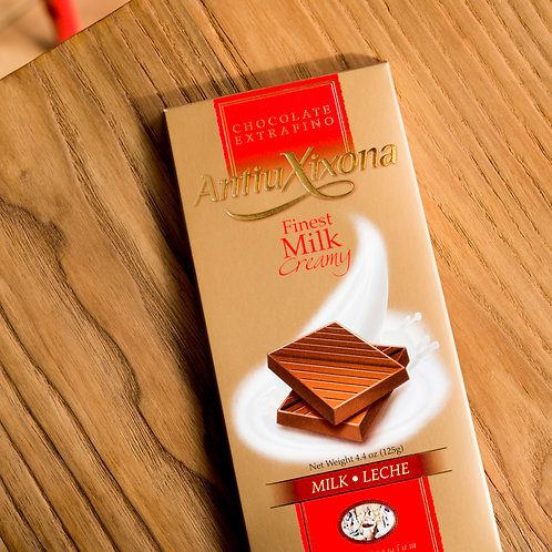 Antiu Xixona Milk Chocolate