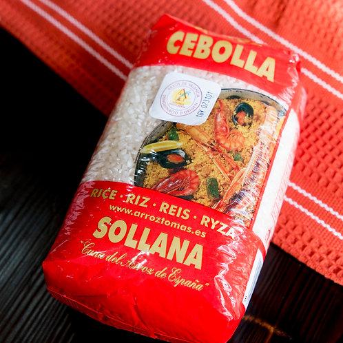 Arroz Cebolla Rice Valencia