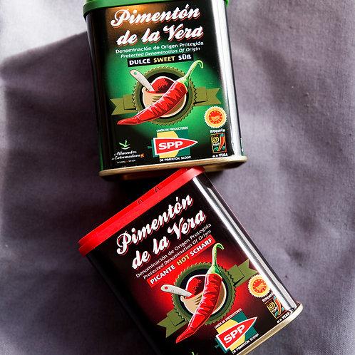Pimeton De La Vera Hot Paprika