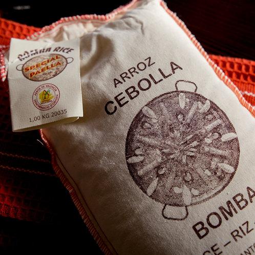 Arrocerias Antonio Tomas Cebolla Bomba Rice