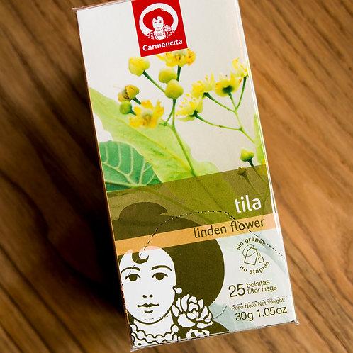 Carmencita Tila Linden Flower Tea