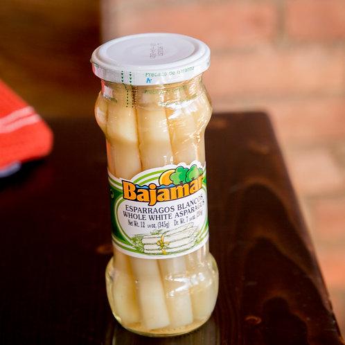 Bajamar Whole White Asparagus