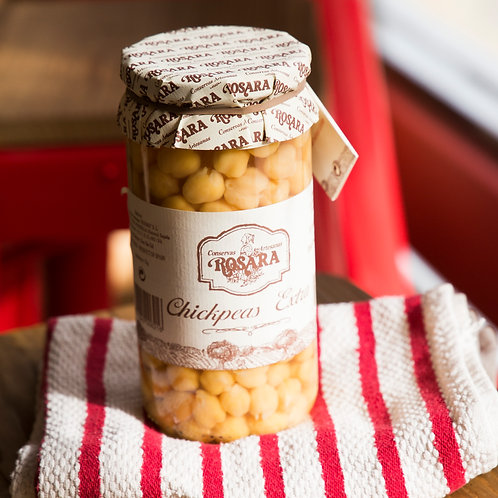 Rosara Cooked Chickpeas