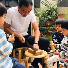 Woodwork with children.jpg