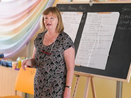 老師Kathy MacFarlane告訴我們如何面對逆境