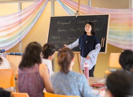 鄭美能老師教你以故事滋養孩子心靈