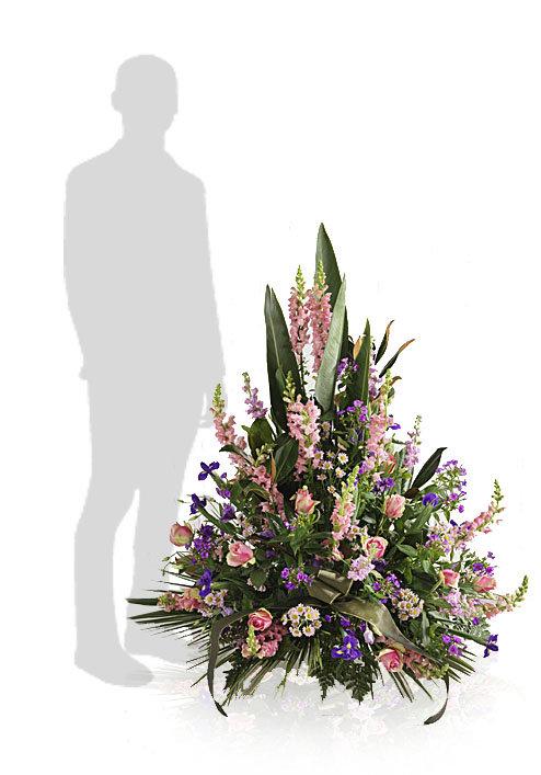 Cesta di Fiori - Flowers basket