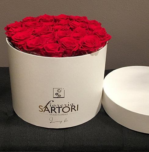 Luxury Box Rose Eterne