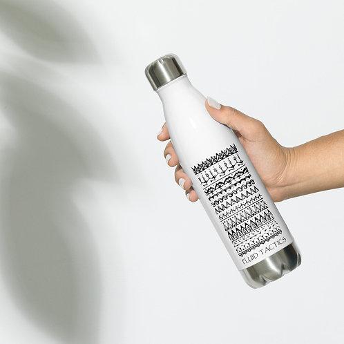 Filipino Tribal Steel Water Bottle