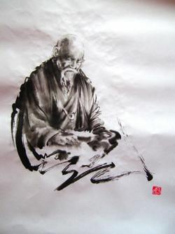 Aikido-Insight-Aikido-calligraphy-OSensei