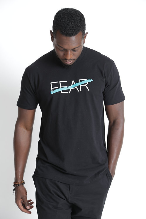 NO FEAR MENS TEE - BLUE