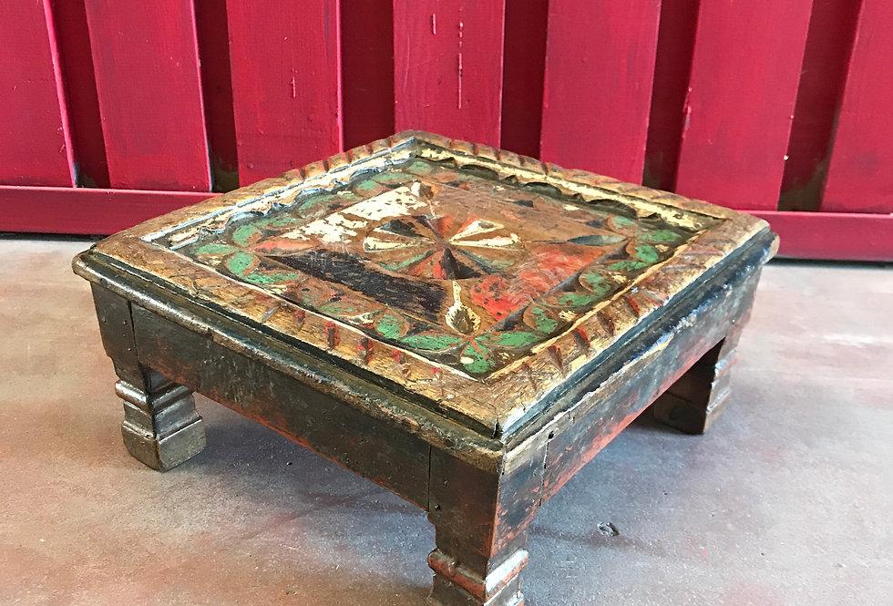 Petite TABLE BASSE, fin XIXème-début XXème, PAKISTAN