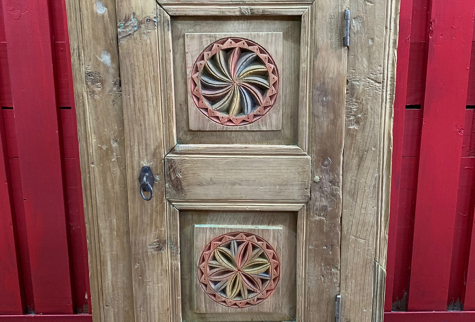 Petite Bonnetière une porte, Vallée de Swat, début XXe