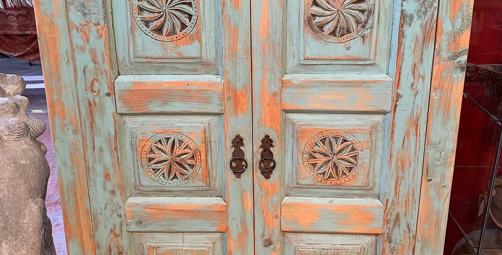 Armoire 2 portes en cèdre de l'Himalaya N°24