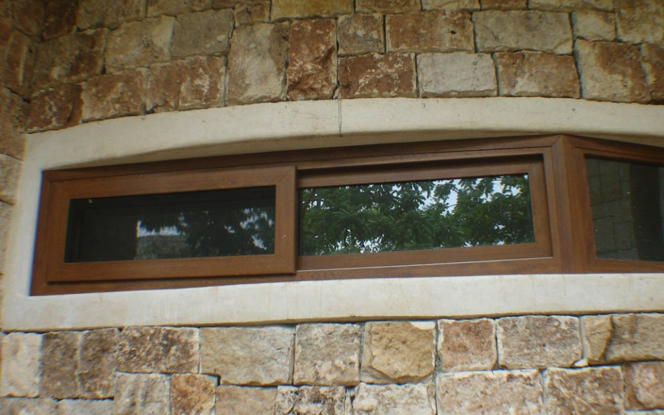 ventana corrediza PVC54