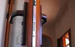puerta practicable pvc 12