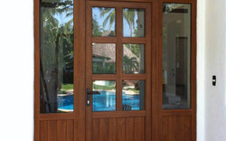 puerta practicable pvc 6