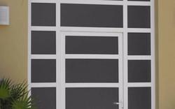 puerta practicable pvc 4