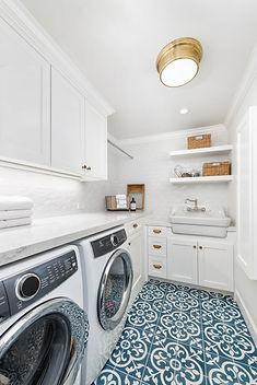 Farmhouse laundry remodel