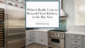 What it Really Costs to Remodel Your Kitchen in the Bay Area
