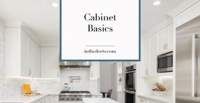 Cabinet Basics