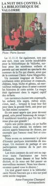 Le Journal de Vallorbe