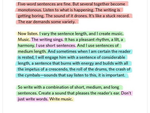 3 Tips to Copy-Writing Like A Musician