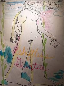 Shiftless Giantess