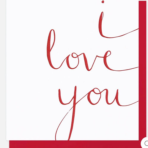 Caroline Gardner - I love you