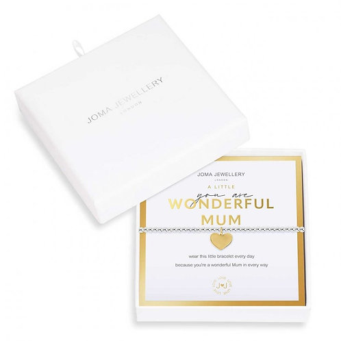Joma - You are a Wonderful Mum- Beautifully Boxed 'a littles'