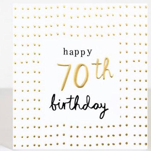 Caroline Gardner - 70 th Birthday