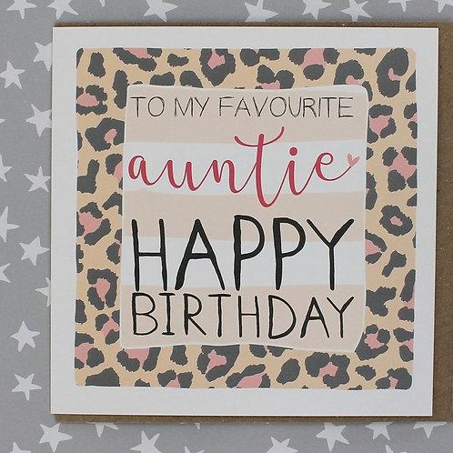 Molly Mae - Auntie