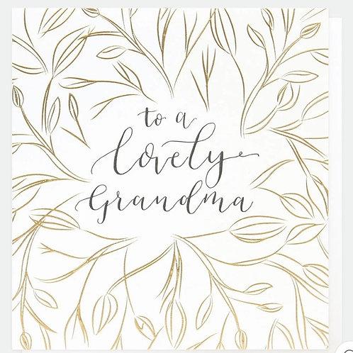 Caroline Gardner - Grandma Birthday