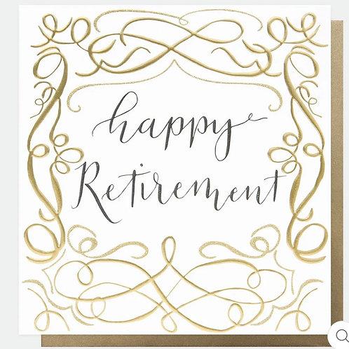 Caroline Gardner - Retirement