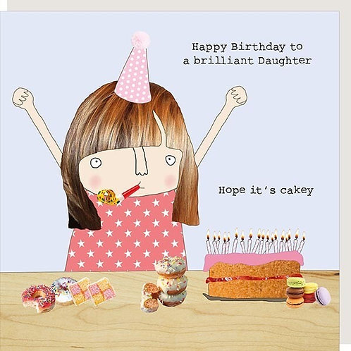 Rosie Made A Thing - Daughter