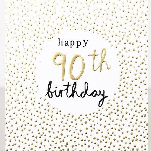 Caroline Gardner - 90th Birthday
