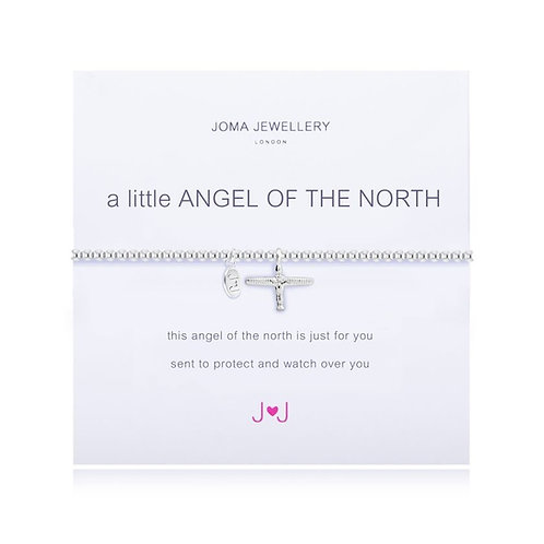 Joma Jewellery 'A little...Angel of the North'