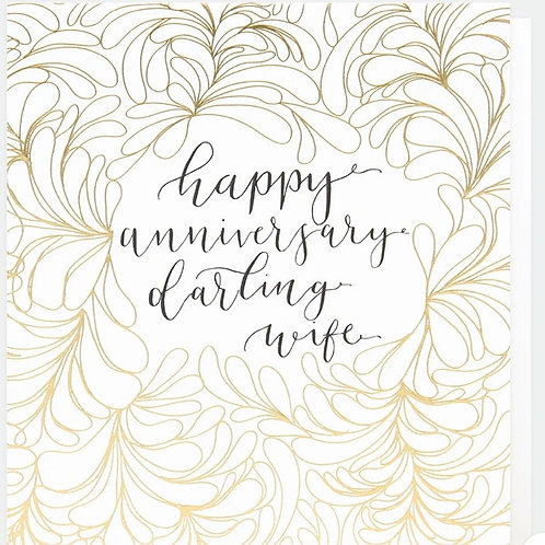 Caroline Gardner - Wife Anniversary