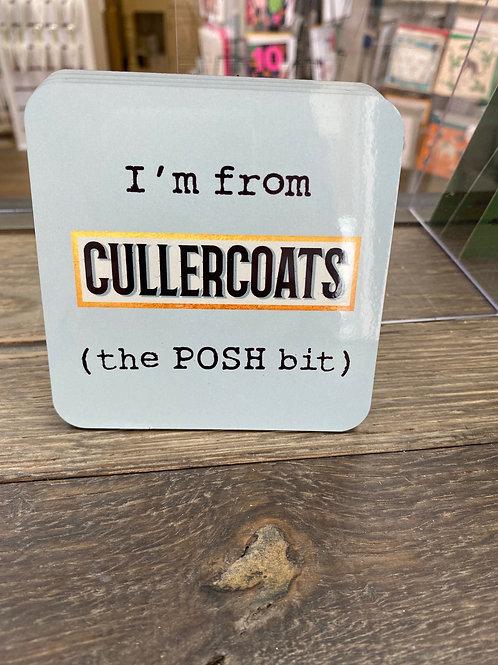 The POSH Bit Coaster- Cullercoats