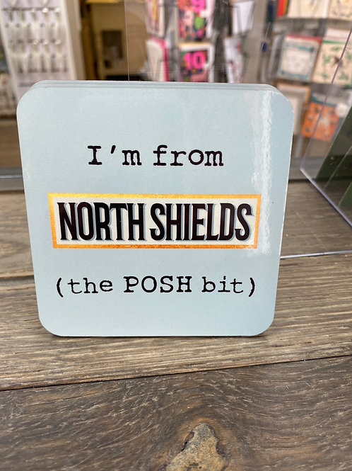 The POSH Bit Coaster- North Shields