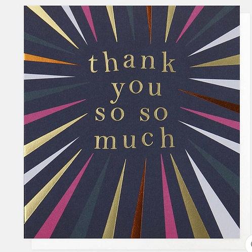 Caroline Gardner - Thank You