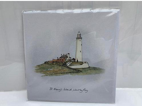 Streetdoodler - St Mary's Lighthouse