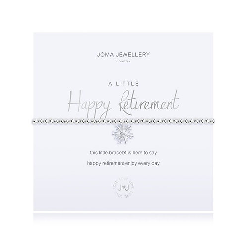 Joma Jewellery 'A little...Happy Retirement'