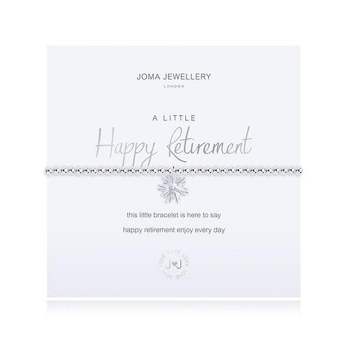 Joma Jewellery 'A little...Happy Retirement'