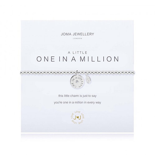 Joma Jewellery- 'a little... One in a Million' Bracelet